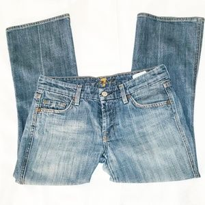 7 For All Mankind Women's Denim Jeans - 28
